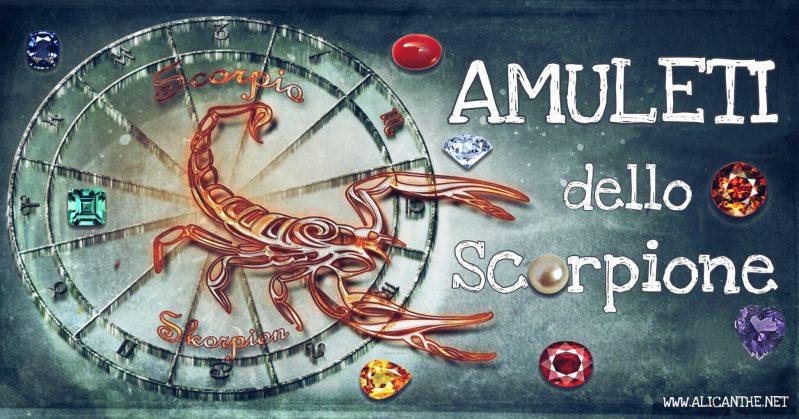 Photo of Gli amuleti dello Scorpione. Prepara il tuo portafortuna
