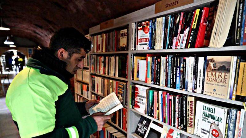 Photo of I netturbini salvano i libri e danno loro una seconda vita. Adorano leggere