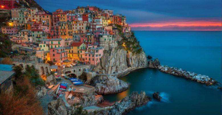 Le Cinque Terre, borghi più belli del mondo