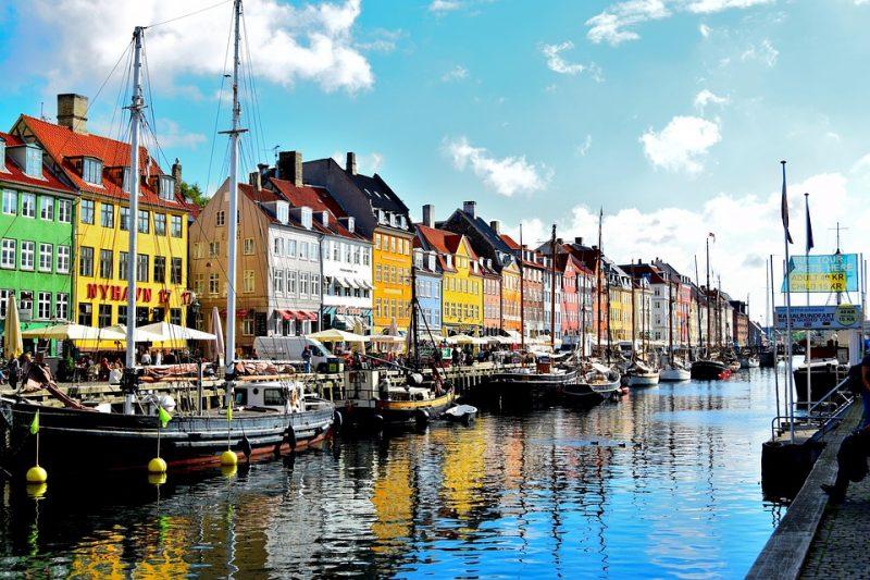 5 città europee, Copenaghen