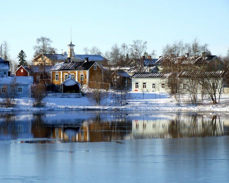 Felice in Finlandia
