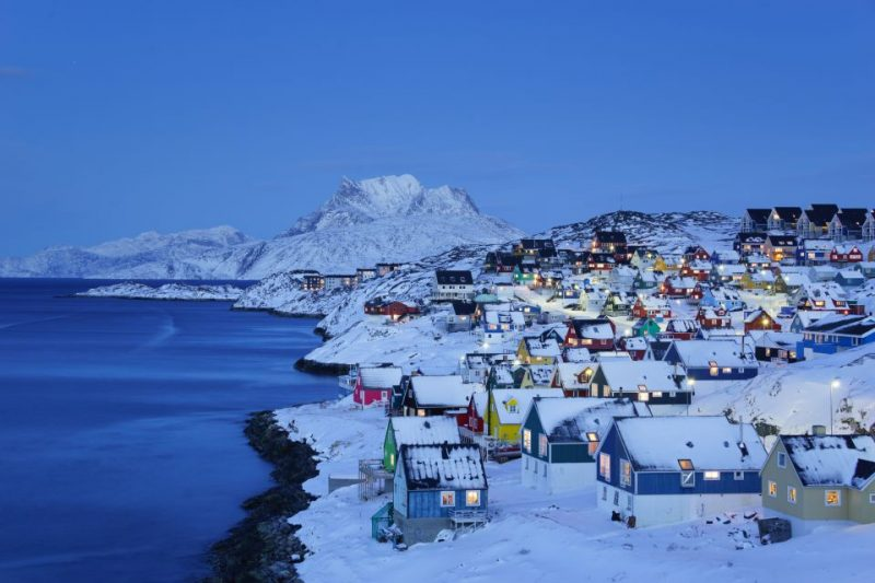 Longyearbyen, Norvegia