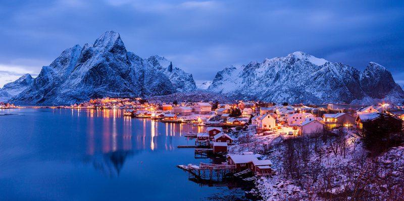 Reine - Norvegia