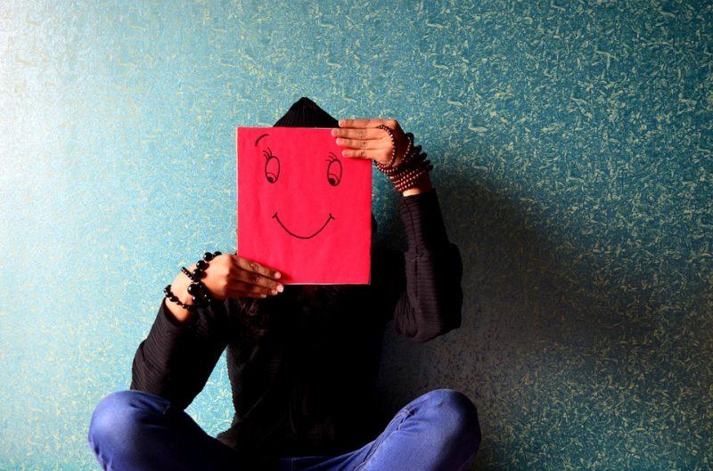 Tristezza di un sorriso