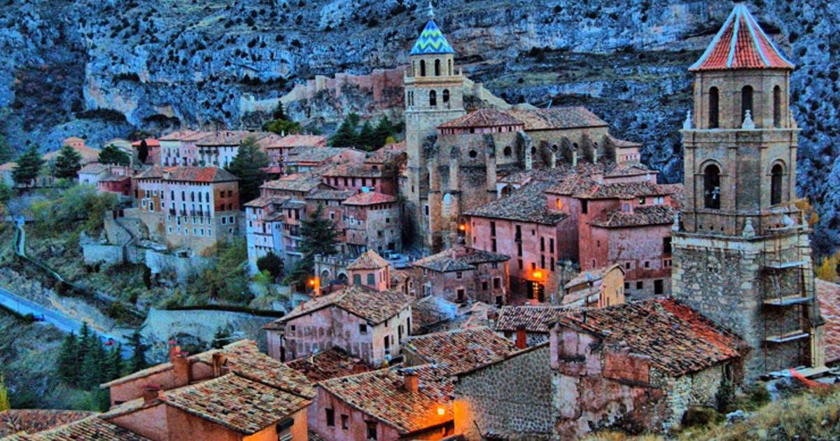 Albarracin - Spagna