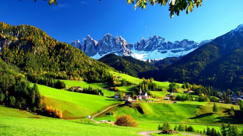 Funes - Italia