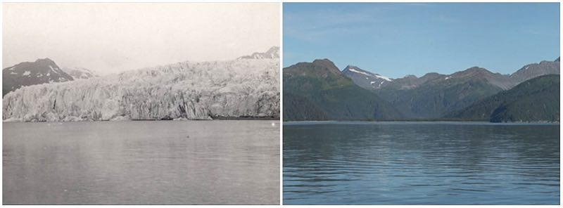 Ghiacciaio McCarthy, Alaska