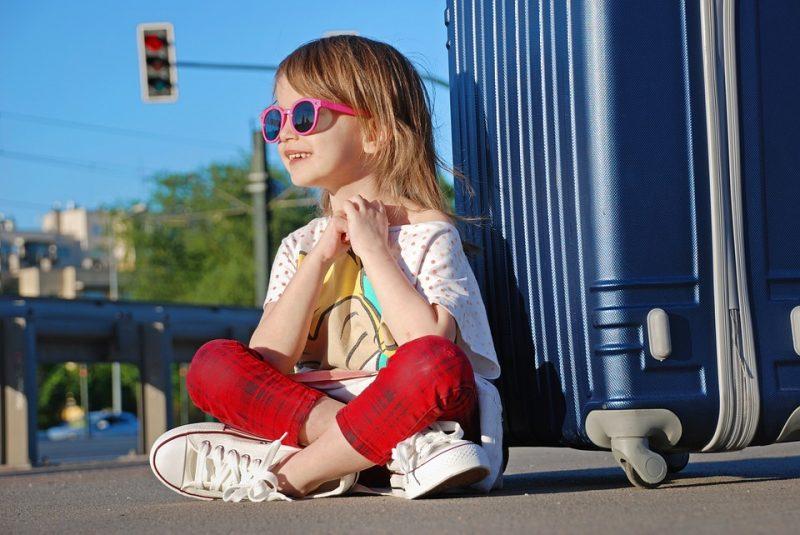 Un viaggio è il regalo più bello per i vostri figli