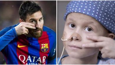 Photo of Lionel Messi costruisce il più grande centro d'Europa per la cura del cancro infantile