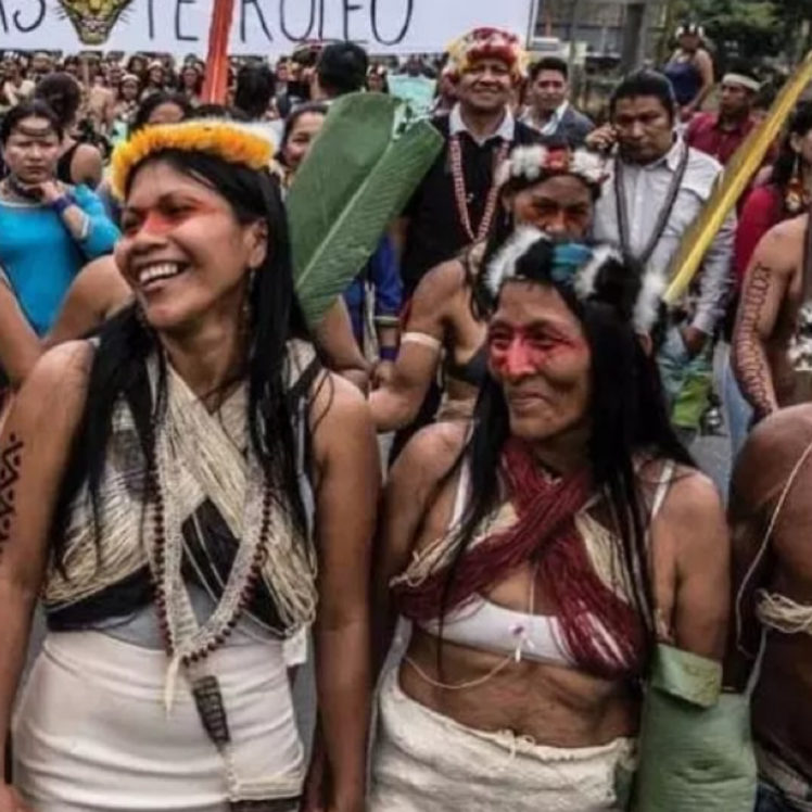 Tribù amazzonica vince una causa