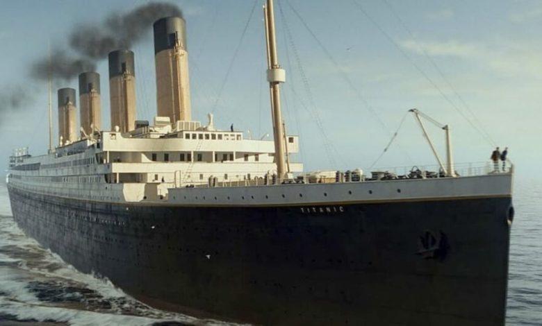 Arriva il Titanic ll