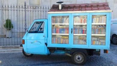 Photo of Maestro in pensione crea una biblioteca mobile e gira la Basilicata per appassionare i giovani alla lettura