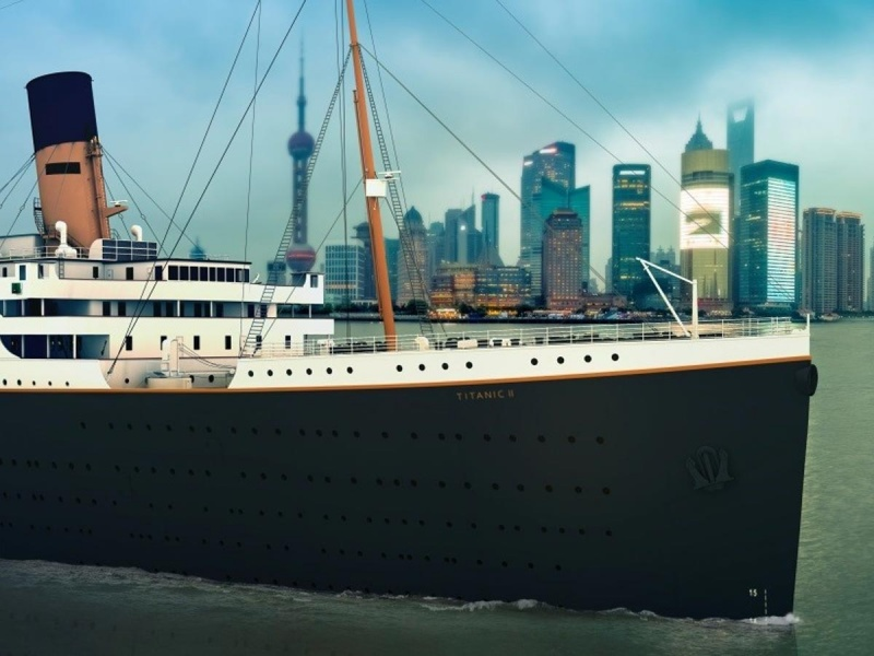 Titanic ll