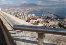 Photo of Sant'Elmo. Il corrimano per non vedenti rivela le bellezze di Napoli