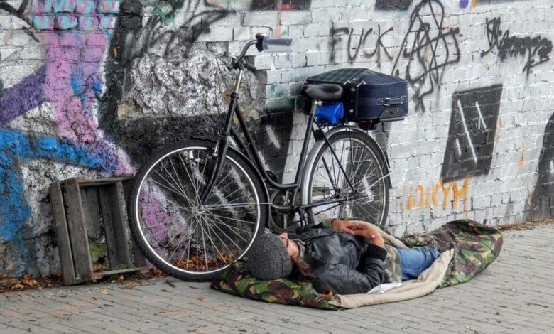 Coronavirus, i senzatetto