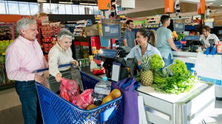 Chat supermercato