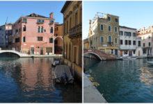 Photo of Coronavirus. Senza turisti le acque dei canali dI Venezia tornano limpide
