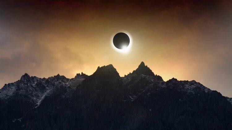 Eclissi solare giugno 2020