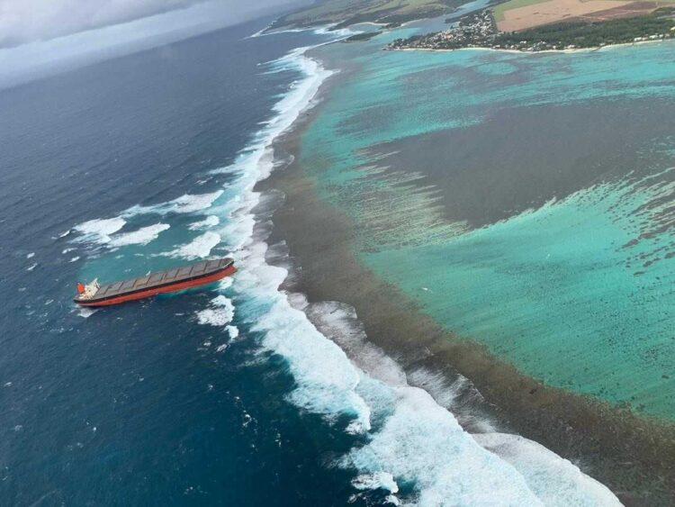 Il popolo di Mauritius dona i capelli per salvare il mare