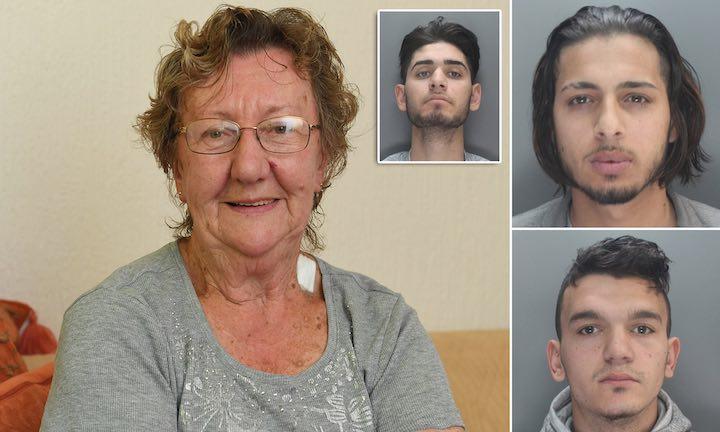 la nonna tre ladri