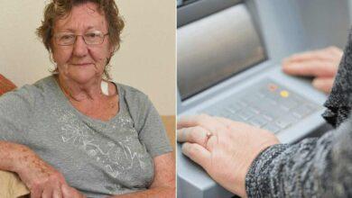 Photo of Una nonna di 77 anni dà una lezione indimenticabile a tre ladri intenzionati a rubarle i contanti che stava prelevando
