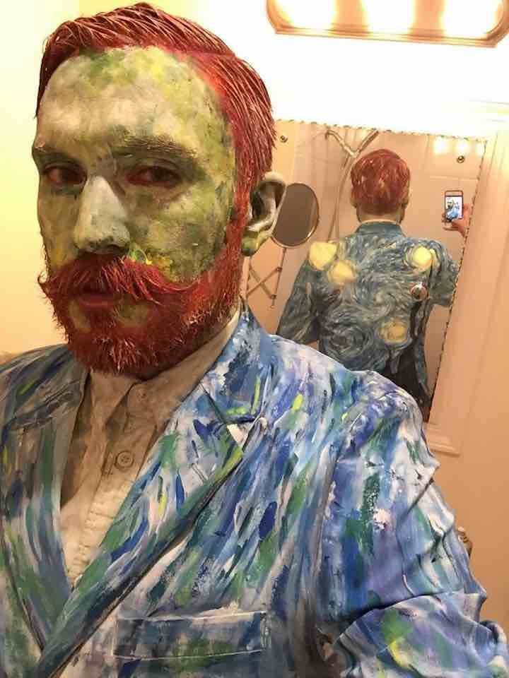 stile pittorico di Vincent Van Gogh