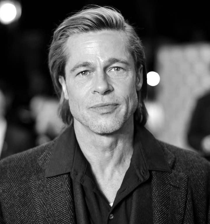 Brad Pitt si prodiga per i più bisognosi consegnando frutta