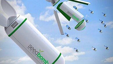 Photo of Bombe di semi dal cielo sottoforma di capsule: un progetto per riforestare il pianeta e ridurre i costi della semina