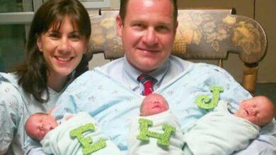 Photo of Una coppia adotta 3 bambini perché non in grado di avere figli biologici, ma poi scopre di aspettare due gemelli