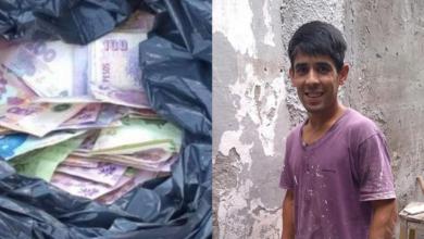 Photo of Un muratore ottiene un lavoro fisso dopo aver ritrovato una borsa piena di soldi che ha riconsegnato al legittimo proprietario