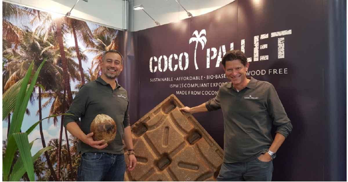 Pedane di buccia di cocco