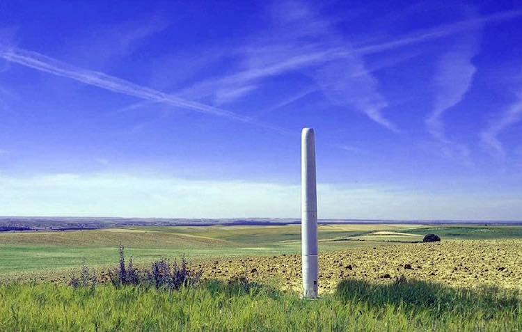 La Turbina eolica senza pale
