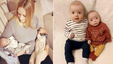 Photo of Rimane nuovamente incinta durante la gravidanza e partorisce una coppia di gemelli: un caso rarissimo che ha fatto il giro del web