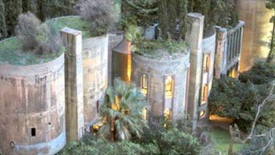 Photo of Un architetto trasforma una vecchia fabbrica di cemento nella sua casa: l'interno dell'abitazione è mozzafiato
