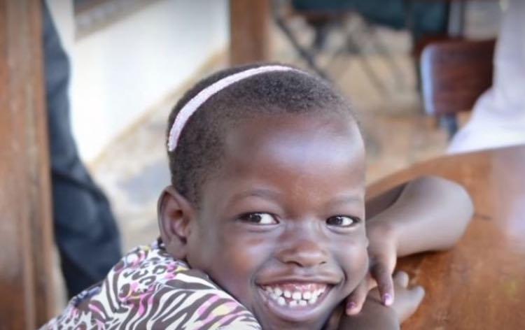 adotta una bimba africana