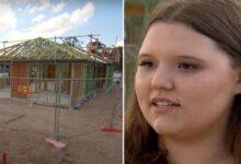 Photo of A soli 19 anni una ragazza compra la propria casa senza l'aiuto di nessuno, solo con il suo lavoro al McDonald's.
