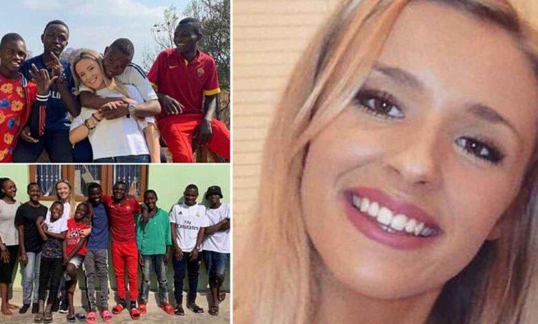 Giovane donna di 26 anni adotta 14 bambini