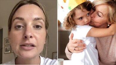 """Photo of Una madre proibisce ai suoceri di baciare la loro nipotina: """"Devono avere il consenso della bimba"""", rivela convinta"""