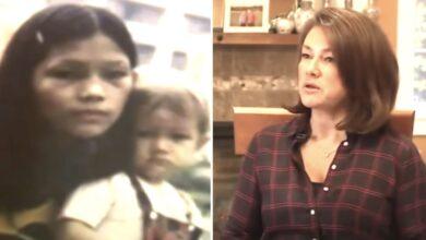 Photo of Una donna costretta ad abbandonare sua figlia durante la guerra la ritrova dopo 44 anni: la loro storia ha scaldato i cuori di tutti