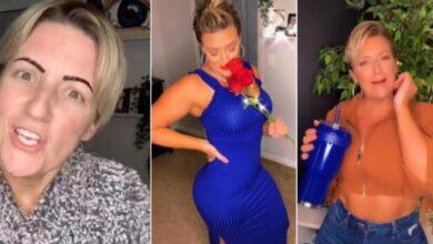 """Photo of Una 40enne viene criticata perché si veste in modo troppo giovanile: """"L'importante è stare bene con se stesse"""", si difende la donna"""